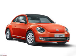 volkswagen beetle red volkswagen beetle launched in india at rs 28 73 lakh team bhp