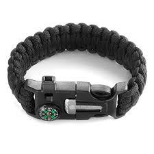 paracord bracelet whistle fire images X plore gear emergency paracord bracelets set of 2 the ultimate jpg