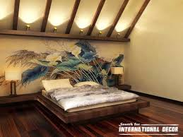 Japanese Style Bedroom Interior Designs Ideas Furniture - Interior design japanese style