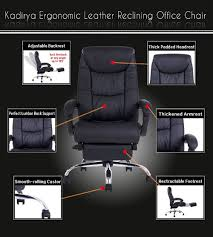 best reclining office chair top 10 professional buyers guide
