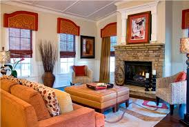 Contemporary Valance Ideas Astonishing Ideas Modern Valances For Living Room Majestic Looking