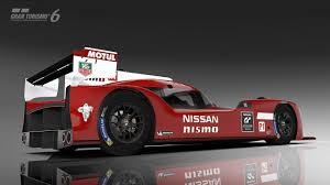 Nissan Gtr Lm Nismo 2016 - nissan u0027s gt r lm nismo racer for le mans can be driven in gt 6
