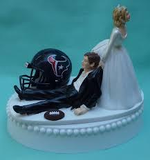 wedding cake houston wedding cake topper houston texans football themed w garter