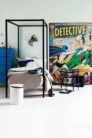 18 best djeco images on pinterest children wall stickers and amazing little boy s room as featured in insidious magazine s may issue featuring a pickawall wall mural this room is made for heroes in the making