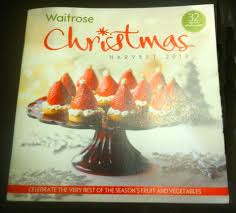 Waitrose Halloween Cake by Waitrose Christmas Harvest 2013 Recipe Magazine