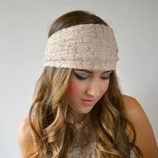 wide headband online shop fashion women headdress lace wide headband