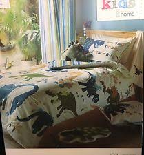 Dinosaur Single Duvet Set Children U0027s Dinosaur Print Bedding Sets U0026 Duvet Covers Ebay