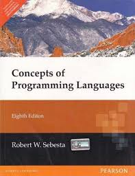 concepts of programming languages 8th edition buy concepts of