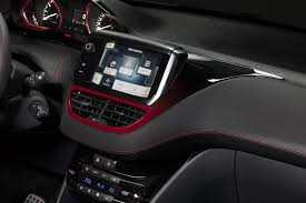 peugeot 208 gti inside video new peugeot 208 gti hatchback promo autotribute