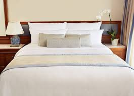 How To Make A Bed With A Duvet Princess Luxury Bed Princess Cruises