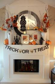 How To Decorate A Non Working Fireplace Best 25 Halloween Fireplace Ideas On Pinterest Classy Halloween