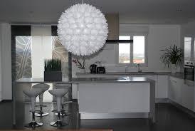 decorer cuisine toute blanche 6 exemples de décos cuisine grise et blanche