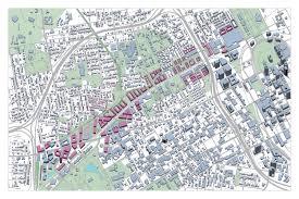 Utk Map Thomas K Davis Utk College Of Architecture Design