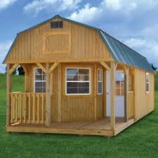 treated deluxe lofted barn cabin backyard outfitters 7000 my
