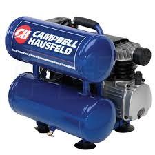 campbell hausfeld hl5402 1 hp 4 gallon twin stack air compressor
