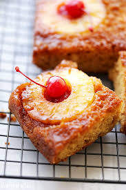 pineapple upside down yogurt cake recipe diethood