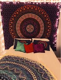 tapestry home decor lady scorpio bohemian bedroom filled with gypsy mandala