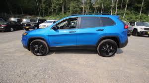 firecracker red jeep cherokee 2017 jeep cherokee altitude hydro blue hw657550 redmond