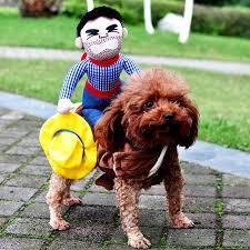 Halloween Dog Costume Aliexpress Buy Novelty Funny Halloween Dog Costumes Pet