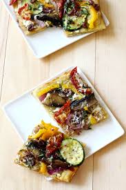 Roasted Vegetable Recipe by Roasted Vegetable Flatbread The On Bloor
