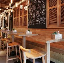 Designing A New Kitchen Designing A Modern Fast Food Restaurant Fast Food Restaurant