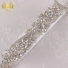 compare prices on applique beaded bridal trim online shopping buy 10yards wholesale 1 yard beaded bridal sewing hot fix handmade rhinestone appliques and trim