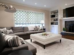 light tan living room gray sectional sofa contemporary living room lux decor