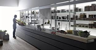 Ergonomic Kitchen Design Innovative U0026 Ergonomic Logica Kitchen System From Valcucine
