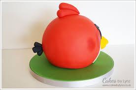 angry birds cake u2013 cakes lynz