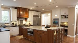 Kitchens With Track Lighting by Best Lights For Each Room In Your House Angie U0027s List