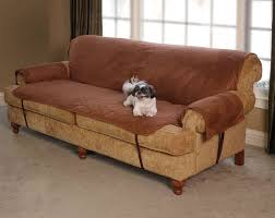 Pet Covers For Sofa by Microfiber Leather Pet Furniture Protector About Pet Life