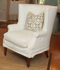 slipcover venture is fitting for detail oriented pair houston