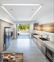 sleek kitchen midcentury with white lacquer san francisco home