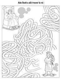david and mephibosheth coloring page children u0027s bible coloring