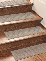 Stair Protectors by Vista Rug Nonslip Indoor Rug Stair Treads Solutions Places