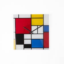 Mid Century Modern by Mid Century Modern Joris Wall Clock