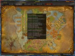 Map Quests Everyquest Quest Givers Character Advancement World Of