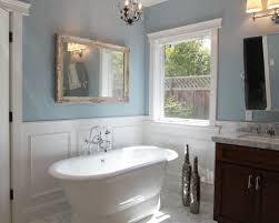 bathroom wainscoting ideas wainscoting bathroom simple home design ideas academiaeb com