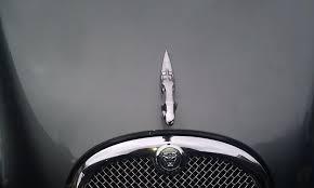 2006 stype sport jaguar emblem wire rusted apart o jaguar