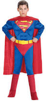 amazon com rubie u0027s dc heroes muscle chest superman costume small