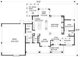 what is open floor plan plan w20081ga striking design with open floor plan e