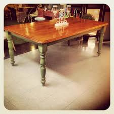 upcycled dining table the rustique u0027 collection pinterest