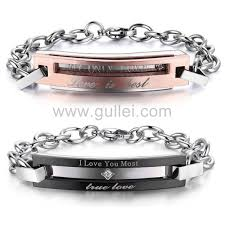 engraved bracelets for couples just another site