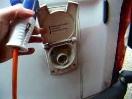 20 self build diy camper van 240v ac electrics consumer unit
