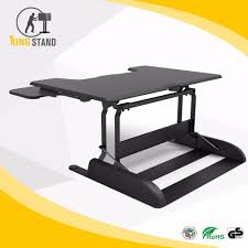 Adjustable Height Computer Desk Workstation by Standard Computer Desk Height Adjuster Standard Computer Desk
