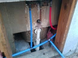 nwf plumbing plus llc do you need new plumbing pipes