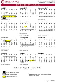 2014 thanksgiving day date cobb county schools 2017 18 calendar