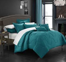 Amazon King Comforter Sets Amazon Com Chic Home 7 Piece Donna Bedding Basics Down