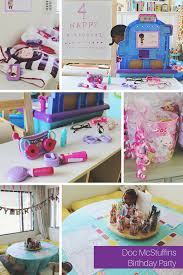 doc mcstuffins party clever birthday party playdate with doc mcstuffins