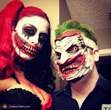Joker Halloween Costume Kids Joker Harley Quinn Costume